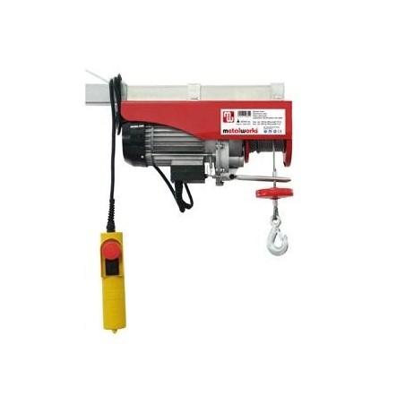 Polipasto electrico METALWORKS- PE 500/1000