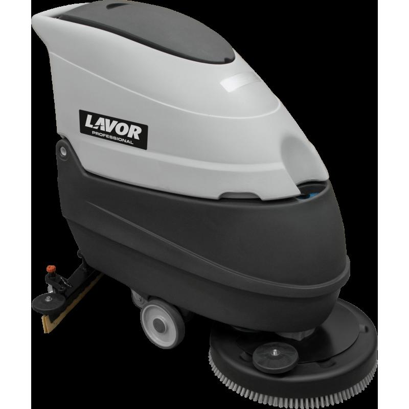 Fregadora LAVOR FREE EVO 50 BT (bateria y cargador)