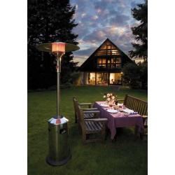 Estufa de Terraza a gas 218cm - 8KW - Ideal Bar y Restaurante