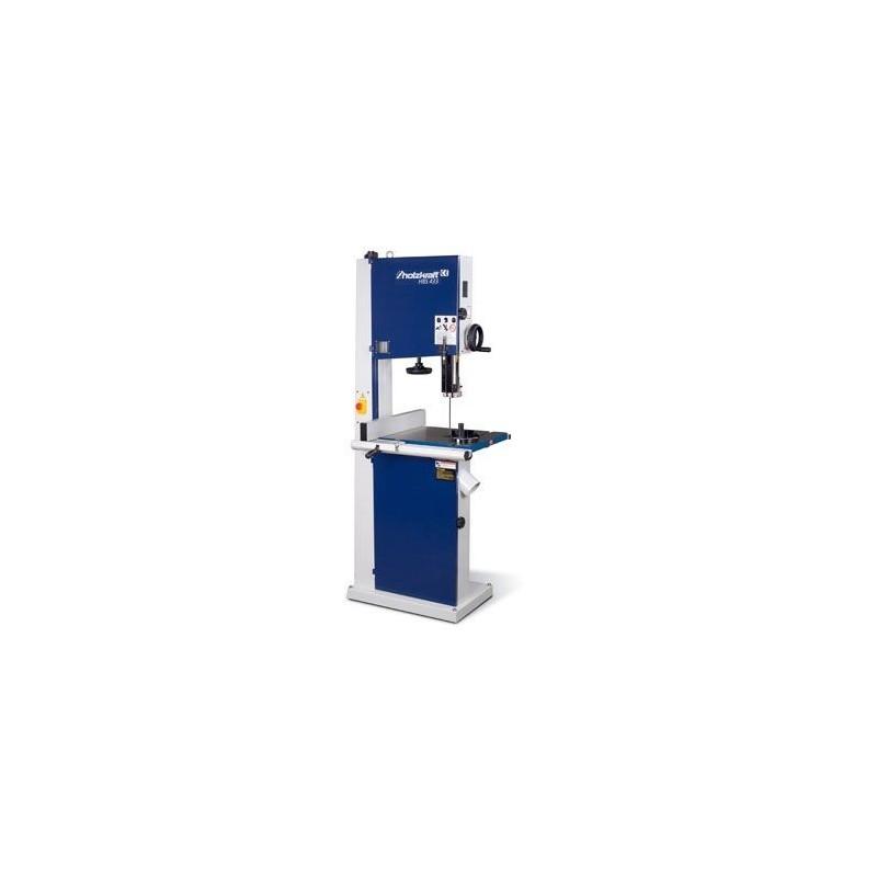 Sierra de cinta HOLZKRAFT- HBS 433 (400 V)