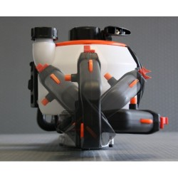Cortasetos FUXTEC -EDITION 10 - Motor Gasolina de 1,2CV