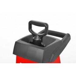 Triturador electrico con colector HECHT 624 BOX