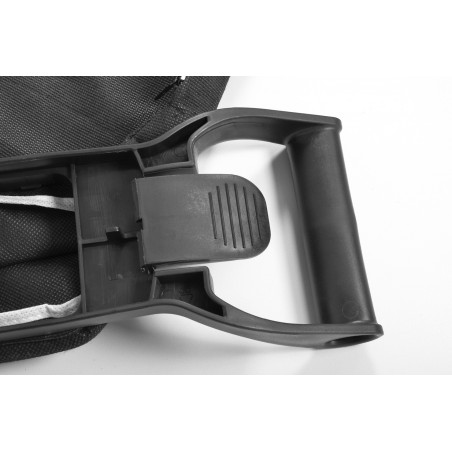 Aspirador soplador  triturador con ruedas  HECHT 2800