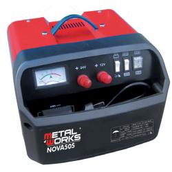 Cargador Arrancador Baterías METALWORKS Nova 50S