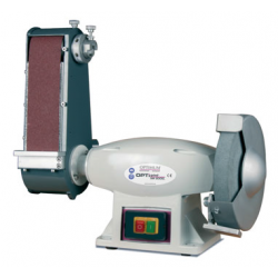Esmeriladora con brazo de lijado OPTIMUM - SM 200SL (230V)