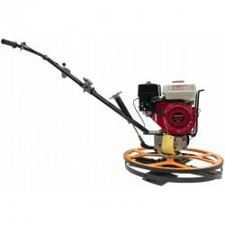 Fratasadora VERKE Motor HONDA - S-60H - Vista lateral