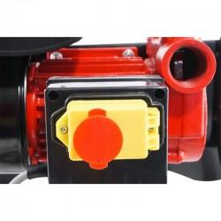 Detalle tapa interruptor Bomba Gasoil Autoaspirante con Contador y Boquerel Automatico - 50L/MIN