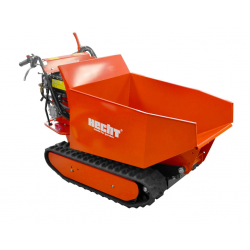 Vista lateral Mini Dumper HECHT 2950 - 500 kg