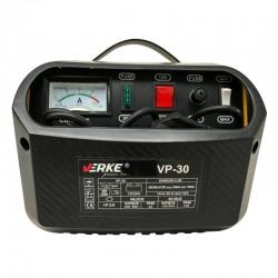 Cargador Bateria VERKE 12/24V - VP-30 Vista frontal