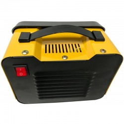 Cargador Bateria VERKE 12/24V - VP-30 Vista trasera