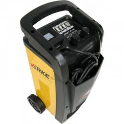 Cargador Arrancador Bateria VERKE 12/24V - VP450 Vista lateral izquierda