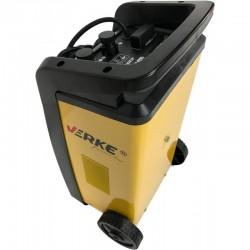 Cargador Arrancador Bateria VERKE 12/24V - VP450 Vista lateral derecha