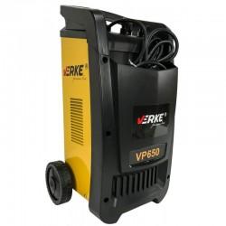 Cargador Arrancador Bateria VERKE 12/24V - VP650
