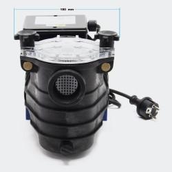 Frontal BOMBA DE PISCINA 13200L/h 370W