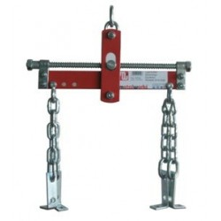 Equilibrador de carga METALWORKS CAT1500