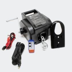 Cabrestante Electrico 350W mando a distancia - 1750kg
