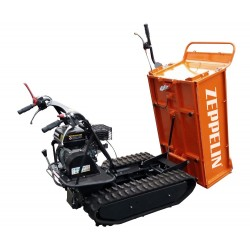 Mini Dumper ORUGA ZEPPELIN 500KG - Levantado