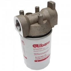 Filtro con cartucho para combustible y aceite - 56 l/min