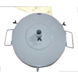 Tapa Bidón de Grasa 385 mm  ZEPPELIN - ES70491