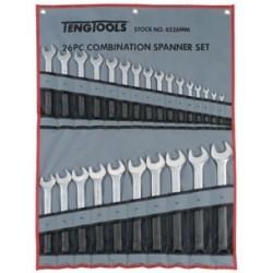 Llaves Combinadas 26 piezas - TENGTOOLS