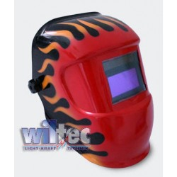 Casco Soldador  AUTOMATICO  y Regulable