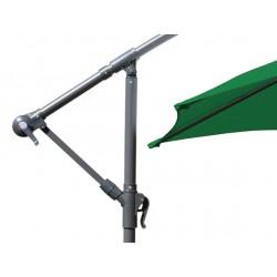 Parasol 3,5 Metros Verde - Alta Calidad