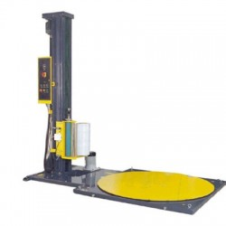 Enfardadora Semi-automatica - Plato giratorio 1500 mm