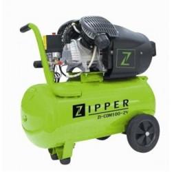 Compresor 100 Litros ZIPPER COM100-2V
