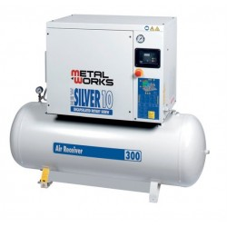 Compresor METALWORKS SILVER 5.5