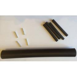 Cuerda Polietileno Verde D.10mm 10 Metros