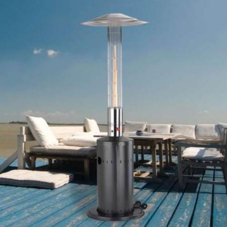 Estufa Diseño Helios de Terraza a gas 222cm - 9 KW - Ideal Bar y Restaurante