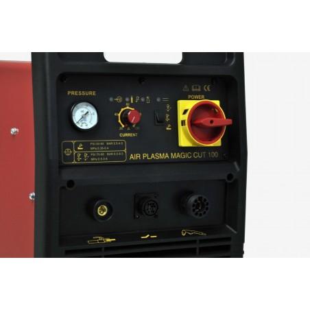 Cortador PLASMA  INVERTER BENROYAL Stahlwerk 120 A - 40mm
