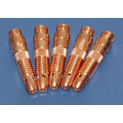 5 x Portatobera GAS TIG 1,6mm