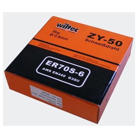 Rollo Hilo 5Kg para Soldadura MIG 0.8mm
