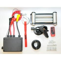 Cabrestante Electrico DRAGON WINCH DWHI 15000 HD - 6.804 Kg