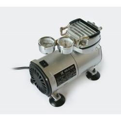 Compresor Doble Cilindro Aerografia MQT AS196