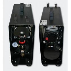 Compresor con Doble Cilindro Aerografía MQT AS19