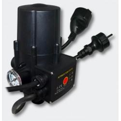 Presostato Bomba de Agua 230V - 6A (con base para enchufe y enchufe)