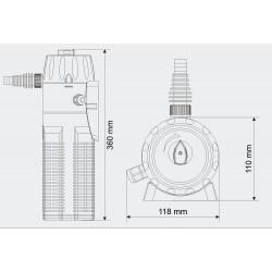 Clarificador Estanque MQT-236