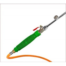 Sulfatadora - Atomizador de mochila 25L con Motor gasolina