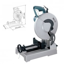 Mini-Amoladora MAKITA 9557NBZ