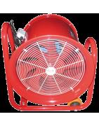 Ventiladores-Extractores de suelo