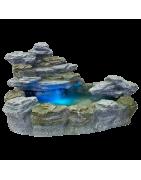 Comprar estanques y fuentes para exterior