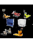 Equipos para manutención y almacenaje - Maquituls