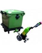 Vehículos eléctricos para carga y arrastre