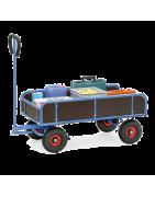 Remolques industriales. Tienda maquinaria online