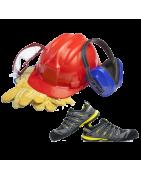 Ropa y accesorios de protección laboral. Tienda online