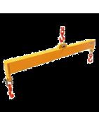 Grúas de elevación, implementos y elevadores