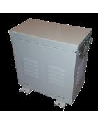 Autotransformador Trifásico 230/400V Reversible con caja