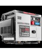 Comprar generador diesel. Tienda online